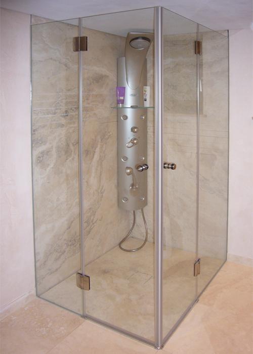 2 seitige duschen glas rapp duschkabinen glast ren glasvord cher fenster haust ren uvm. Black Bedroom Furniture Sets. Home Design Ideas