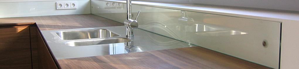 k che und glas glas rapp duschkabinen glast ren glasvord cher fenster haust ren uvm. Black Bedroom Furniture Sets. Home Design Ideas